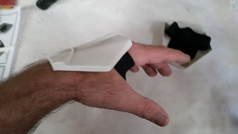 Handplate Fitting