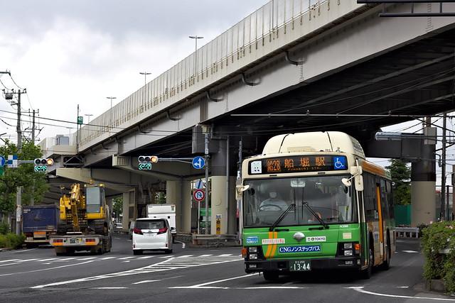 2017/05/26 東京都交通局 N398