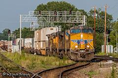 UP 5353 | GE AC45CCTE | UP Memphis Subdivision