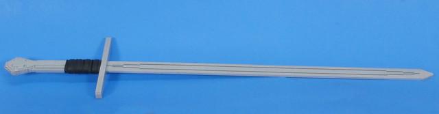 Life sized bastard sword, Panasonic DMC-GH4, Lumix G Vario HD 14-140mm F4.0-5.8 Asph. Mega OIS