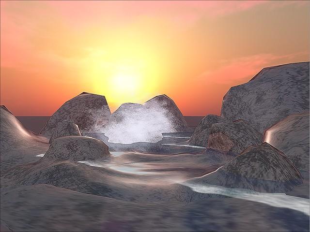 Club Tesoro  - Sunrise On the Rocks