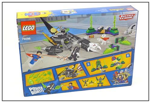 LEGO DC SuperHeroes 76096 Superman & Krypto Team-Up 02