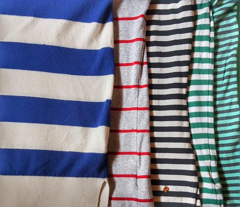 Wardrobe Basics Stripes