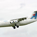 EI-CNJ British Aerospace 146 Avro RJ85 Azzura Air