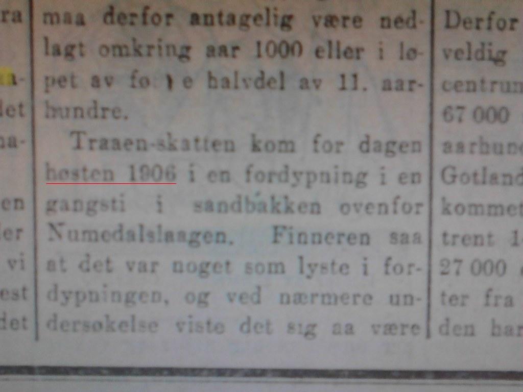 høsten 1906 hm