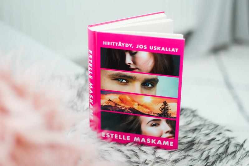 paras kirja heittäydy jos uskallat blogi