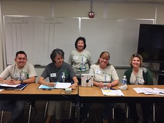 Hawaiian Electric Companies at the Hawaii Science Bowl - January 27, 2018: Our volunteers helping out together