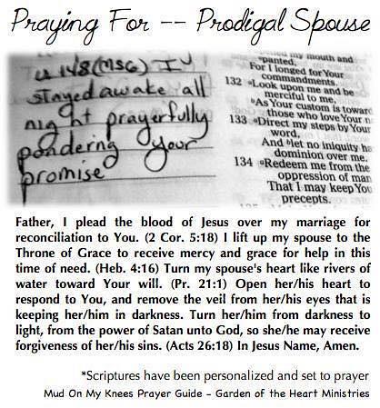 Spouse Prayer