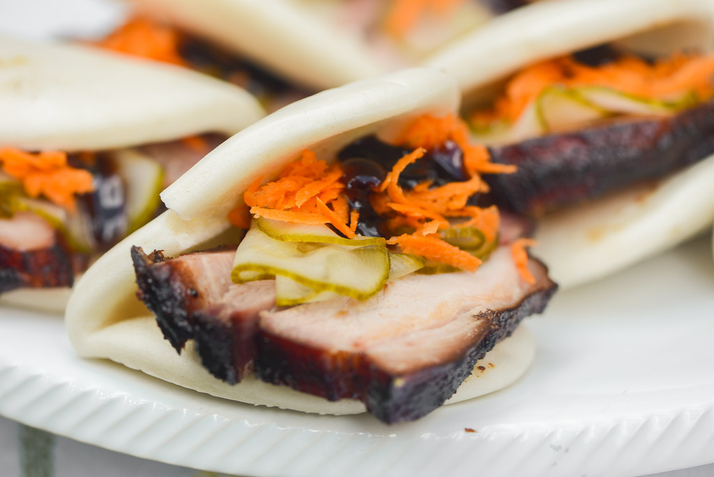 Char Siu Pork Belly Buns