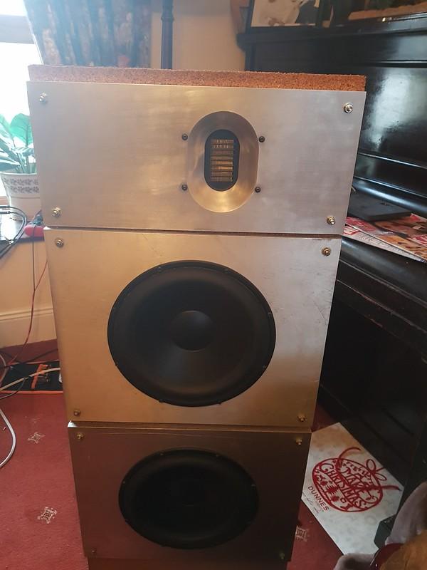 Open Baffle Speaker build - Page 2 - Tír Na HiFi