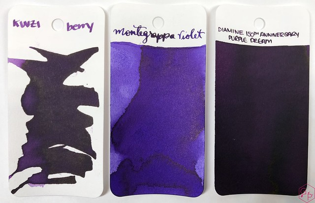 Ink Shot Review KWZI Berry @AppelboomLaren 1