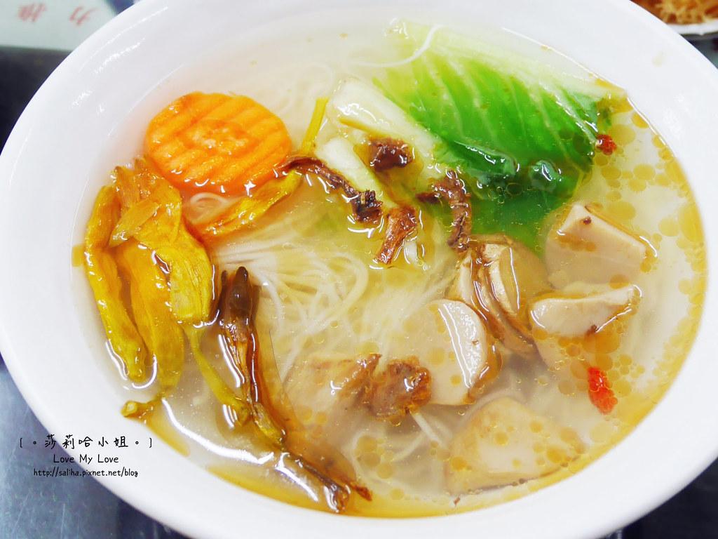 新北淡水老街素食小吃餐廳好食寨 (14)
