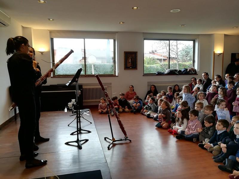 Crescendo: evento de música para las familias (Orvalle)