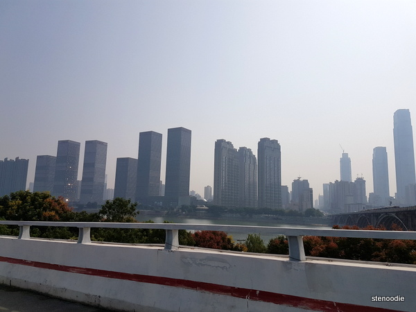 Changsha skyline