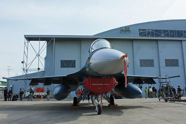 第8航空団 第8飛行隊 F-2A 43-8527 IMG_2945_2