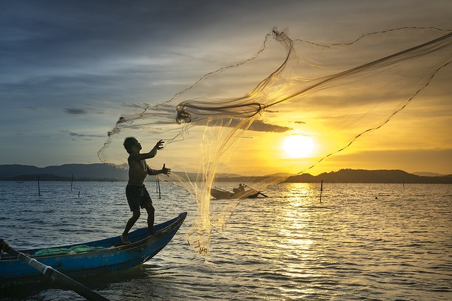 Água brasileira pode estar sendo negociada como commoditie - Créditos: Pixabay
