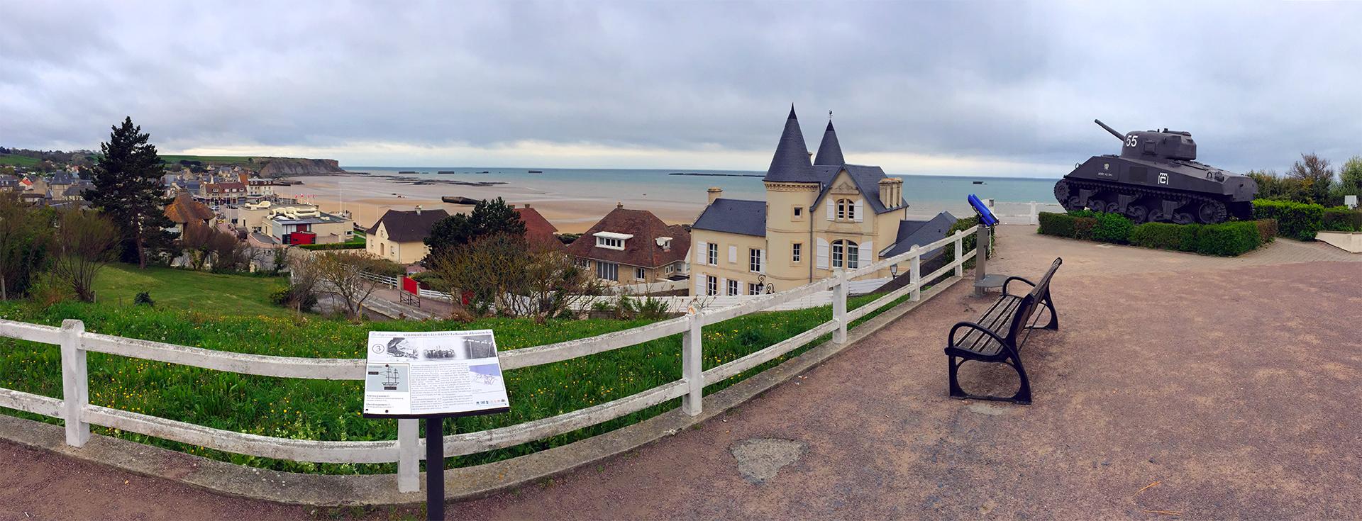 Playas del Desembarco de Normandía, Francia desembarco de normandía - 25008965147 9b1549e740 o - Viaje a las Playas del Desembarco de Normandía