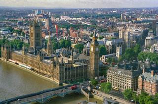 Ausblick vom London Eye