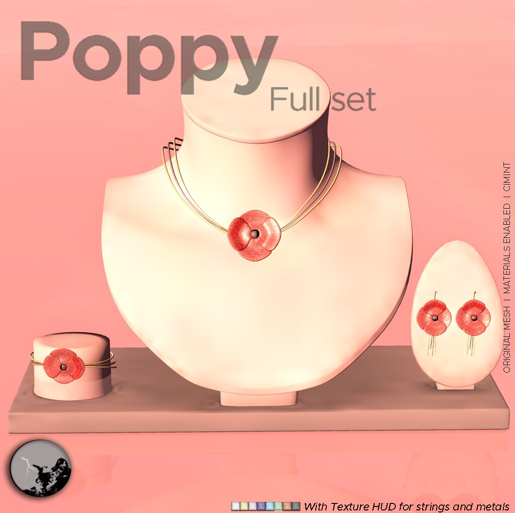 Poppy Set @ Whimsical event