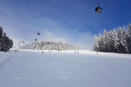 Aktuálně: lyžařská sezóna na vrcholu