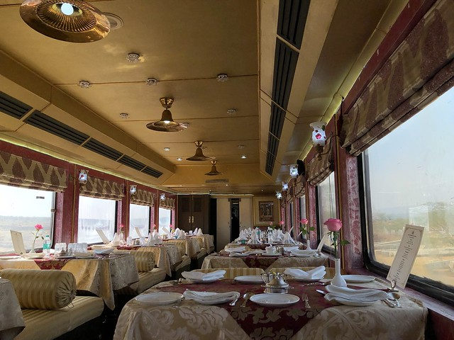 Palace on Wheels, Rajasthan, India, 2018 215