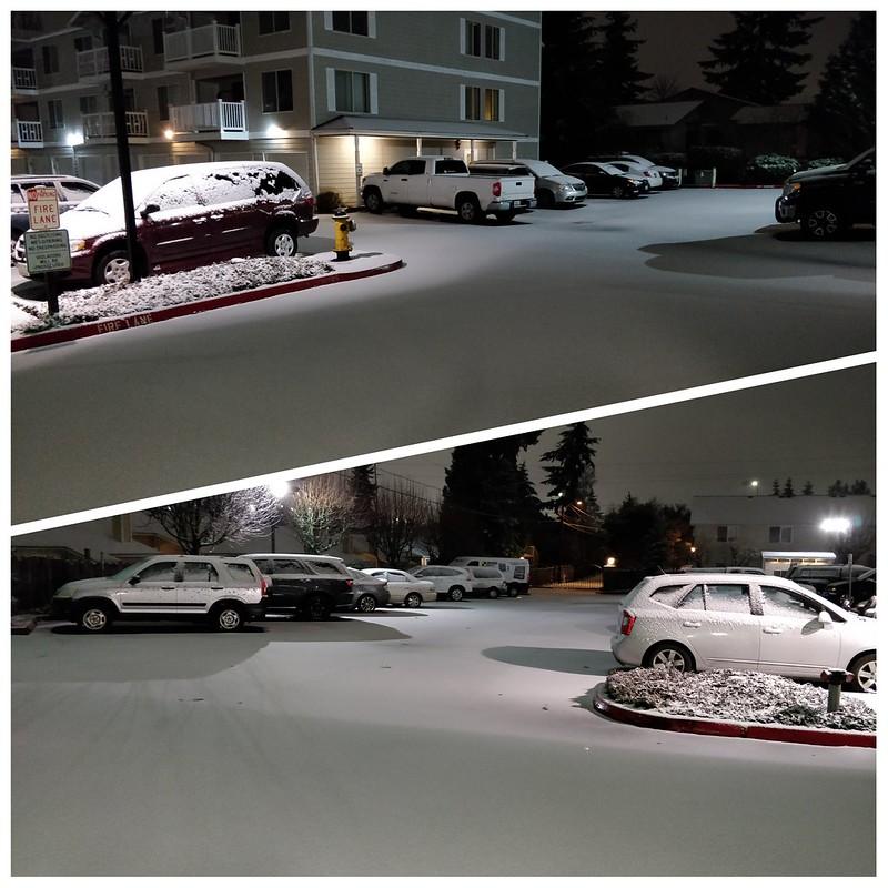 More Snow...