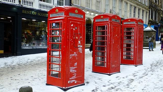 Snowy Edinburgh 06