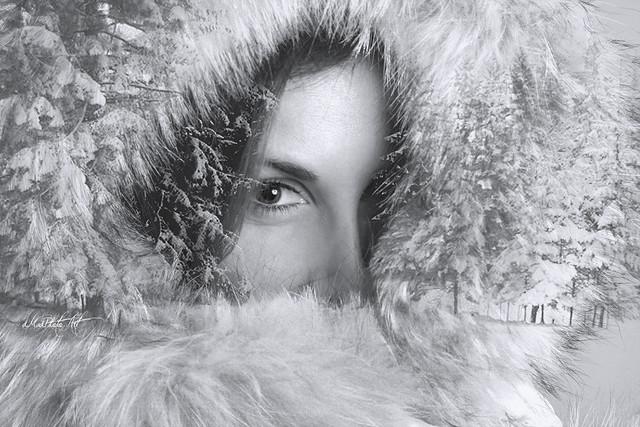 Si sientes un poco de frío, ven, hay un sitio en mi infierno.