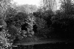 La grotte des amants à Rambouillet