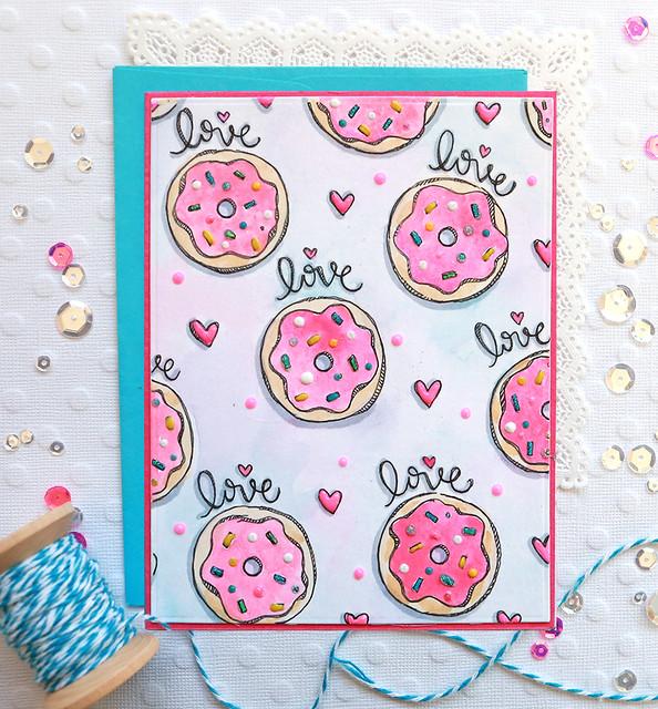 love donuts