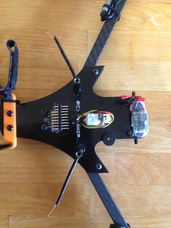 Canopy remix / rebuild complete & Tricopter Canopy Remix u2013 RCExplorer