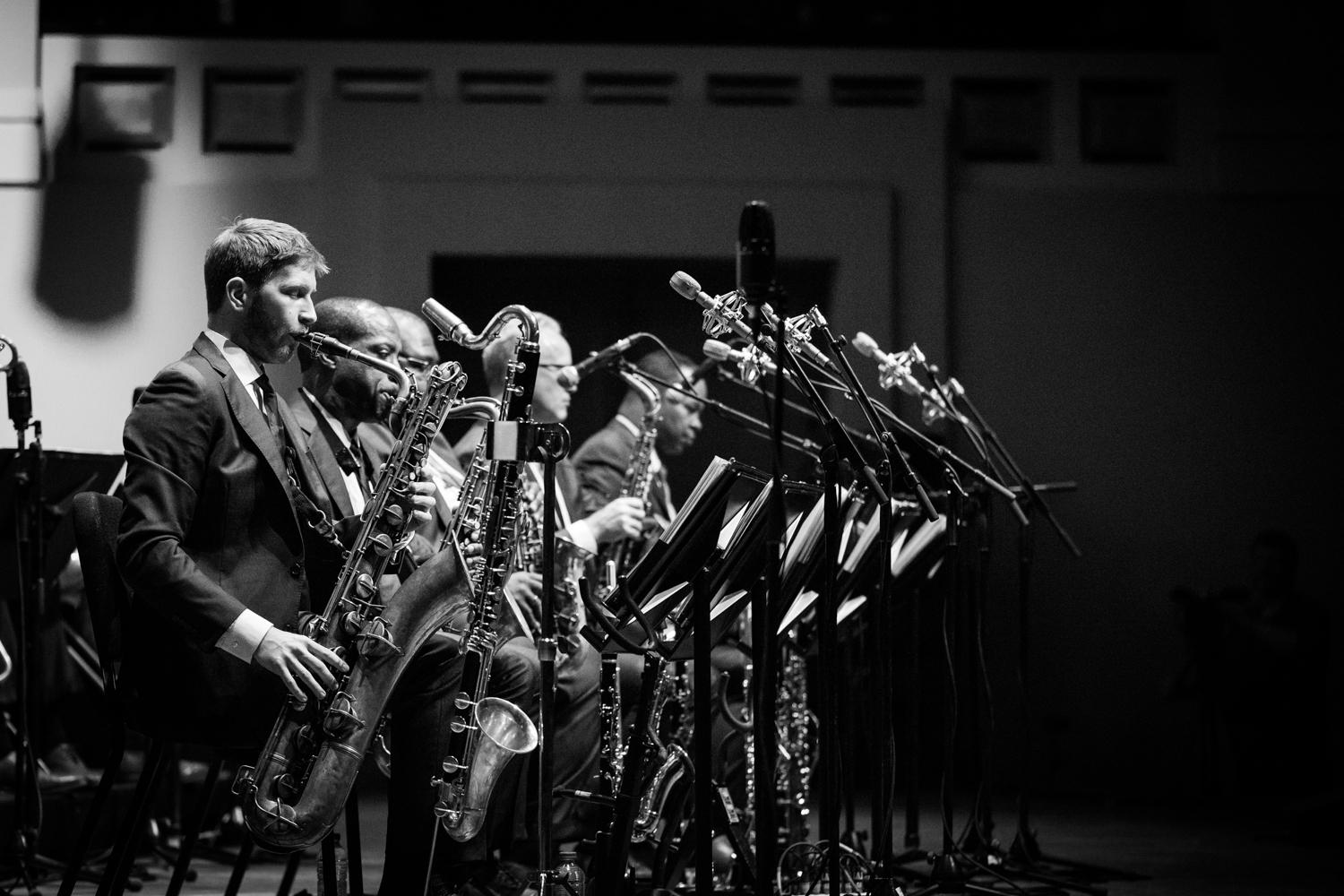 Jazz at Lincoln Center Orchestra -7864