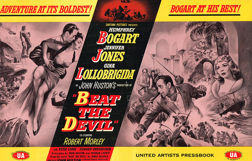 Beat the Devil - Poster 1