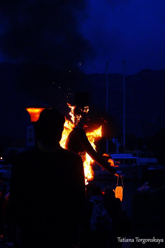 Сожжение Лорда Кукольника