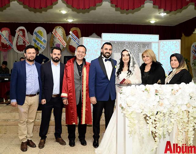 Esat Kaçmar, Yılmaz Aras, Ali Yenialp, Alaaddin Toksöz, Neziha Özdemir, Meryem Mutlu, Fatma Bozkurt