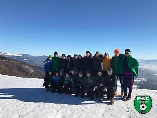 Zimné sústredenie U15 (2017)