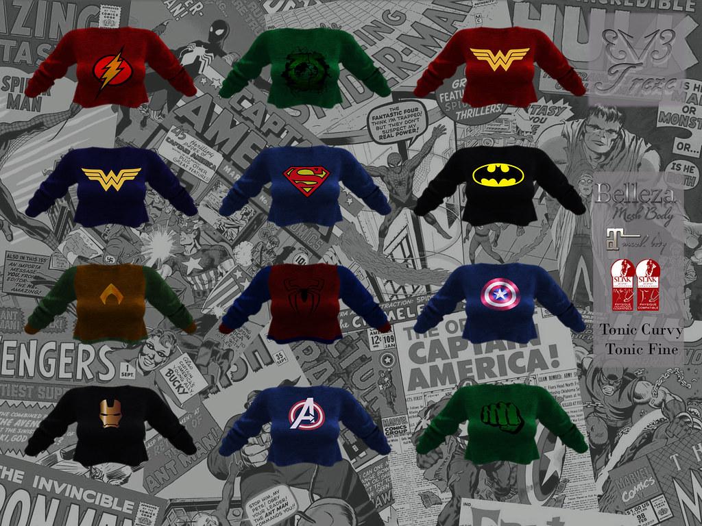 Treze SH Sweater - TeleportHub.com Live!