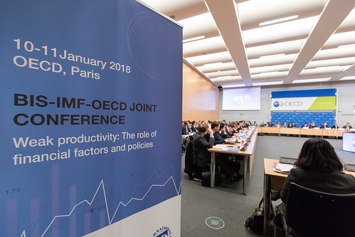 Joint BIS-IMF-OECD Conference Weak productivit: The role of financial factors and policies