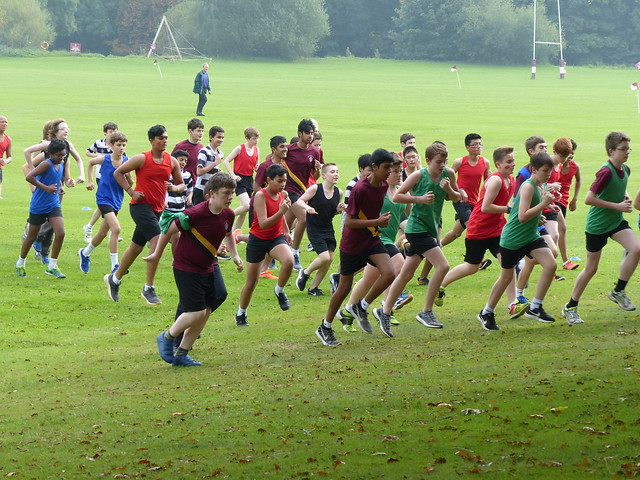 House Cross-country 2017