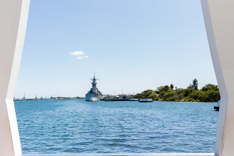 Pearl Harbor - Honolulu - Oahu - Hawaii