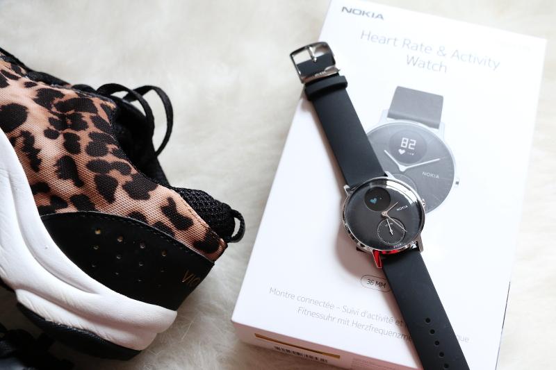 nokia-steel-hr-activity-tracker-leopard-sneakers-3