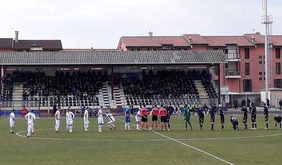Adriese-Virtusvecomp Verona 1-1, nel recupero il pari dei locali