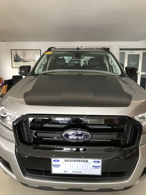 Gift suggestion, Ford Ranger