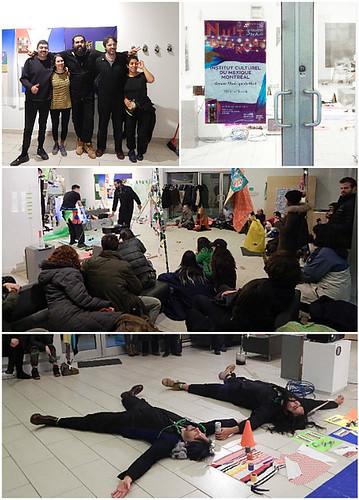 Participación del Instituto Cultural de México, Montréal en la Nuit Blanche à Montréal