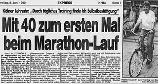 08.06.1988 Artikel im Köner Express