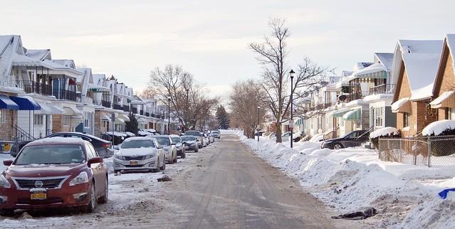 A street in Buffalo