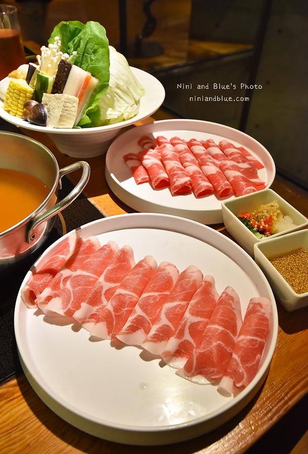 台中火鍋 輕井澤 八錢 menu 菜單15