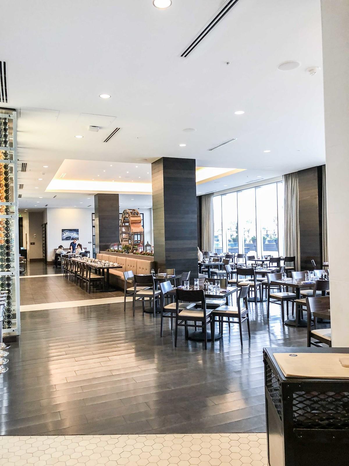 cedar + stone urban table at JW Marriott Mall of America