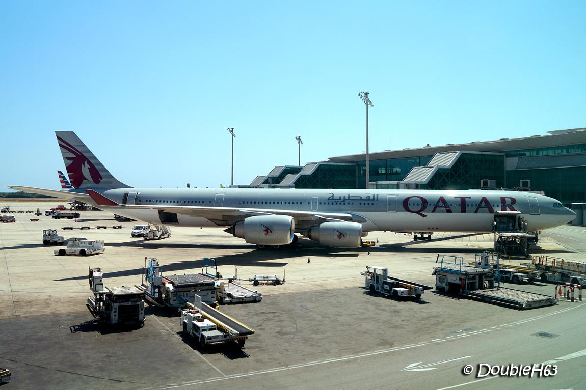 A7-AGA A346 QTR BCN