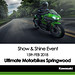 KAWASAKI DEALER EVENT – Ultimate Motorbikes Springwood – Show And Shine – 15th February